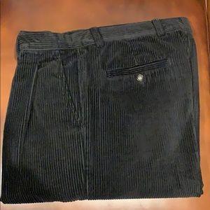 Gap men's corduroy relaxed fit pants